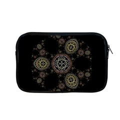 Background Pattern Symmetry Apple Macbook Pro 13  Zipper Case by Celenk