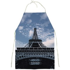 Eiffel Tower France Landmark Full Print Aprons by Celenk