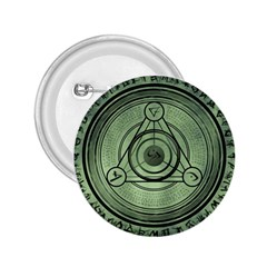 Rune Geometry Sacred Mystic 2 25  Buttons by Celenk