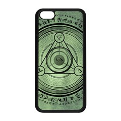 Rune Geometry Sacred Mystic Apple Iphone 5c Seamless Case (black)