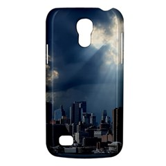 New York America New York Skyline Galaxy S4 Mini by Celenk