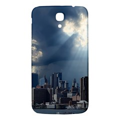 New York America New York Skyline Samsung Galaxy Mega I9200 Hardshell Back Case by Celenk