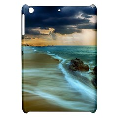 Beach Shore Sand Coast Nature Sea Apple Ipad Mini Hardshell Case by Celenk