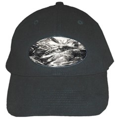 Mountains Winter Landscape Nature Black Cap by Celenk