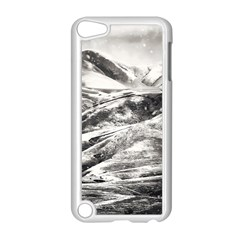 Mountains Winter Landscape Nature Apple Ipod Touch 5 Case (white) by Celenk