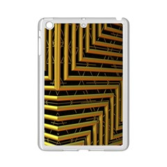 Modern Art Sculpture Architecture Ipad Mini 2 Enamel Coated Cases by Celenk