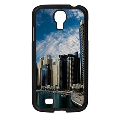 Skyscraper City Architecture Urban Samsung Galaxy S4 I9500/ I9505 Case (black)