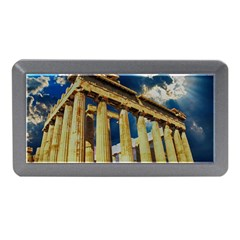 Athens Greece Ancient Architecture Memory Card Reader (mini) by Celenk
