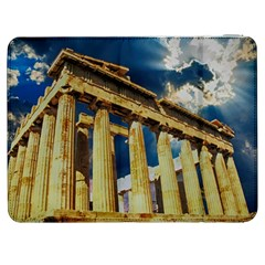 Athens Greece Ancient Architecture Samsung Galaxy Tab 7  P1000 Flip Case by Celenk