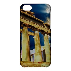 Athens Greece Ancient Architecture Apple Iphone 5c Hardshell Case by Celenk