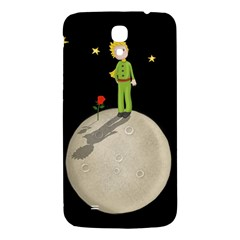 The Little Prince Samsung Galaxy Mega I9200 Hardshell Back Case by Valentinaart