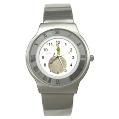 The Little Prince Stainless Steel Watch