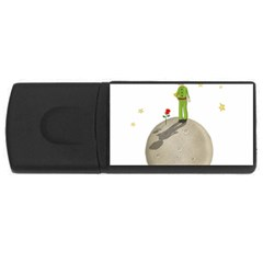 The Little Prince Rectangular Usb Flash Drive by Valentinaart