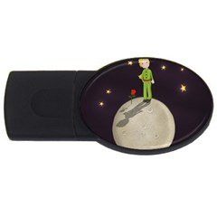 The Little Prince Usb Flash Drive Oval (4 Gb) by Valentinaart