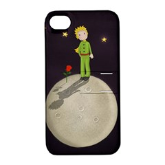 The Little Prince Apple Iphone 4/4s Hardshell Case With Stand