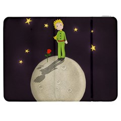 The Little Prince Samsung Galaxy Tab 7  P1000 Flip Case by Valentinaart