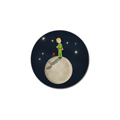 The Little Prince Golf Ball Marker (10 Pack) by Valentinaart