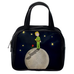 The Little Prince Classic Handbags (one Side)