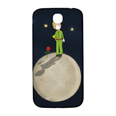 The Little Prince Samsung Galaxy S4 I9500/i9505  Hardshell Back Case by Valentinaart