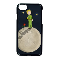 The Little Prince Apple Iphone 7 Seamless Case (black) by Valentinaart