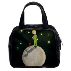 The Little Prince Classic Handbags (2 Sides) by Valentinaart