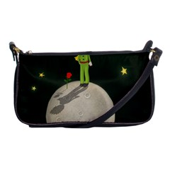 The Little Prince Shoulder Clutch Bags by Valentinaart