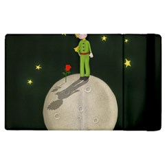 The Little Prince Apple Ipad 2 Flip Case by Valentinaart