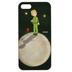 The Little Prince Apple Iphone 5 Hardshell Case With Stand