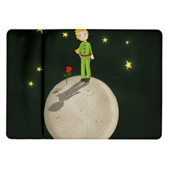 The Little Prince Samsung Galaxy Tab 10 1  P7500 Flip Case by Valentinaart