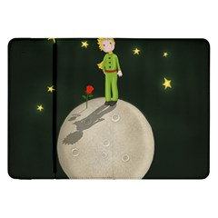 The Little Prince Samsung Galaxy Tab 8 9  P7300 Flip Case by Valentinaart