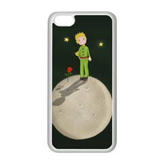 The Little Prince Apple Iphone 5c Seamless Case (white) by Valentinaart