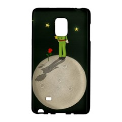 The Little Prince Galaxy Note Edge by Valentinaart