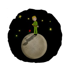 The Little Prince Standard 15  Premium Flano Round Cushions
