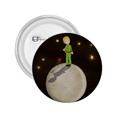 The Little Prince 2 25  Buttons by Valentinaart