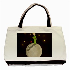 The Little Prince Basic Tote Bag (two Sides)