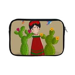 Frida Kahlo Doll Apple Ipad Mini Zipper Cases