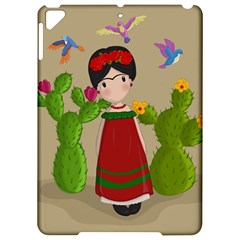 Frida Kahlo Doll Apple Ipad Pro 9 7   Hardshell Case by Valentinaart