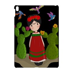 Frida Kahlo Doll Apple Ipad Pro 10 5   Hardshell Case by Valentinaart