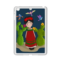 Frida Kahlo Doll Ipad Mini 2 Enamel Coated Cases by Valentinaart