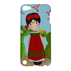 Frida Kahlo Doll Apple Ipod Touch 5 Hardshell Case by Valentinaart