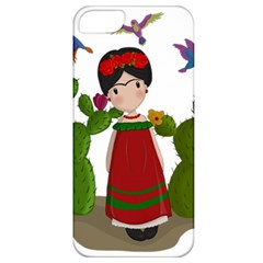 Frida Kahlo Doll Apple Iphone 5 Classic Hardshell Case by Valentinaart