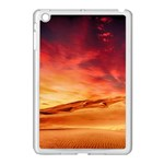 Desert Sand Dune Landscape Nature Apple iPad Mini Case (White) Front