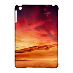 Desert Sand Dune Landscape Nature Apple Ipad Mini Hardshell Case (compatible With Smart Cover) by Celenk