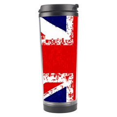 Union Jack London Flag Uk Travel Tumbler by Celenk