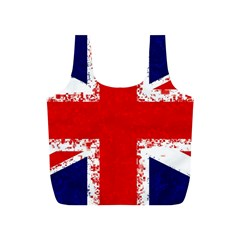 Union Jack London Flag Uk Full Print Recycle Bags (s)  by Celenk