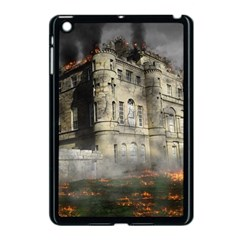 Castle Ruin Attack Destruction Apple Ipad Mini Case (black)