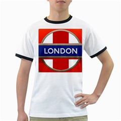 London England Ringer T-shirts by Celenk