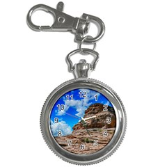 Mountain Canyon Landscape Nature Key Chain Watches