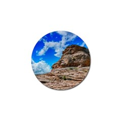 Mountain Canyon Landscape Nature Golf Ball Marker (4 Pack)