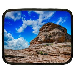 Mountain Canyon Landscape Nature Netbook Case (xxl)  by Celenk